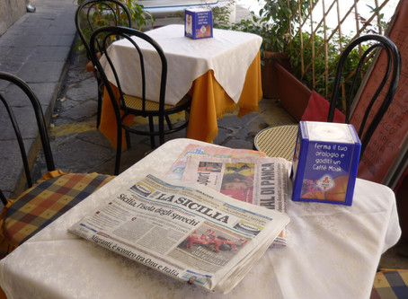 The Morning Papers Sicily