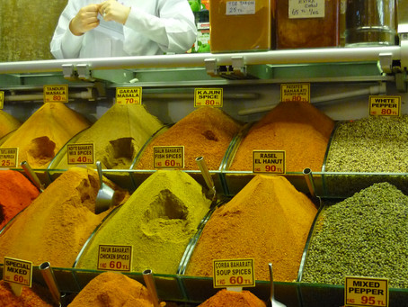 Eastern Spice Girl Istanbul