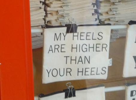 High Heels New York City