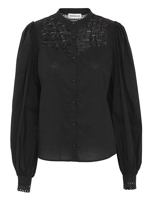 Ellena Shirt- Black