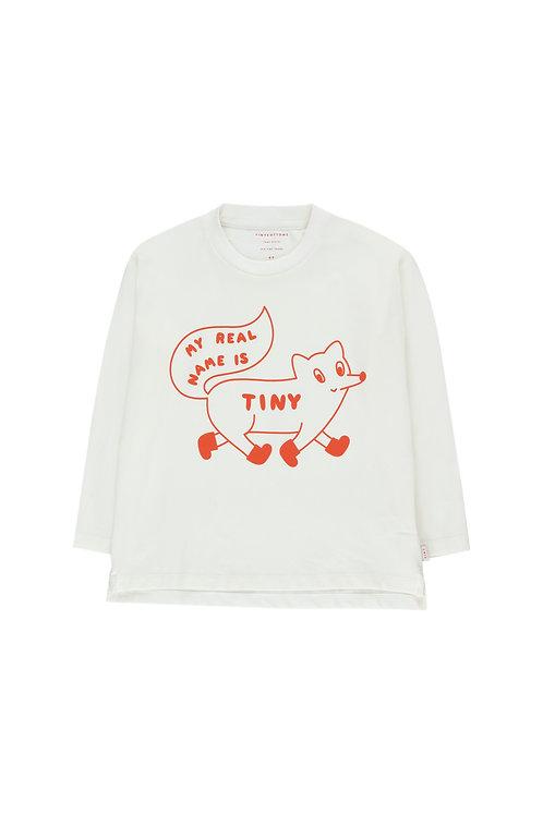 """""""TINY FOX"""" TEE"""