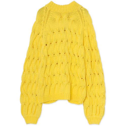 Alice Yellow Knit