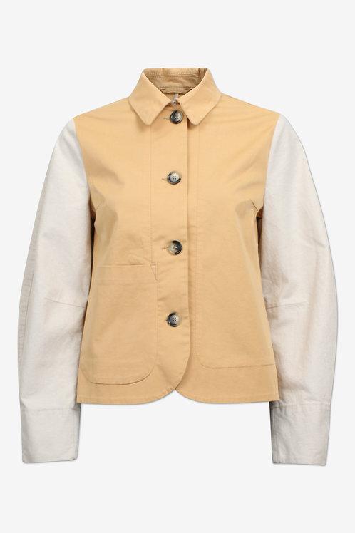 Bex Jacket Wheat Yellow