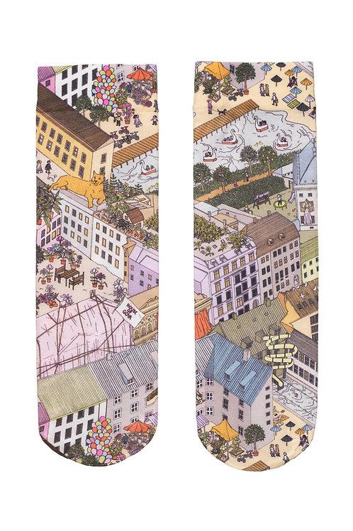 Verita Socks - City