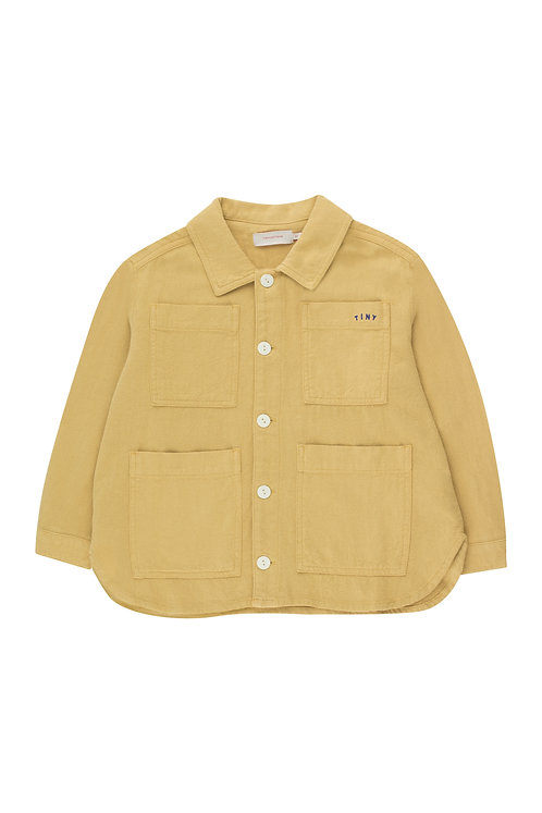 Solid Jacket-Sand