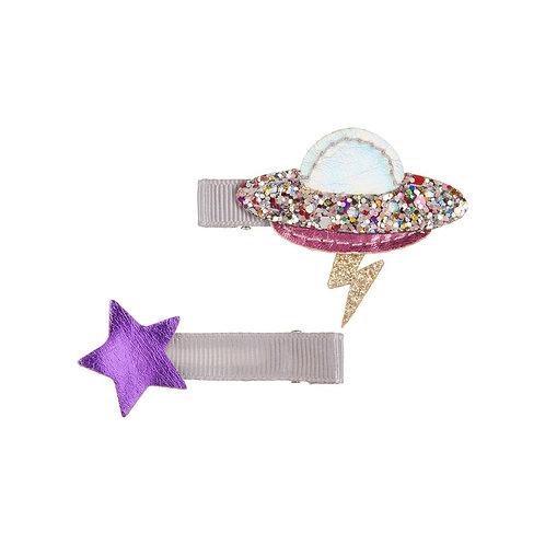 Spaceship clip set