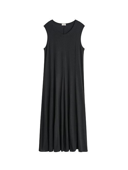 Eliya cotton-linen dress