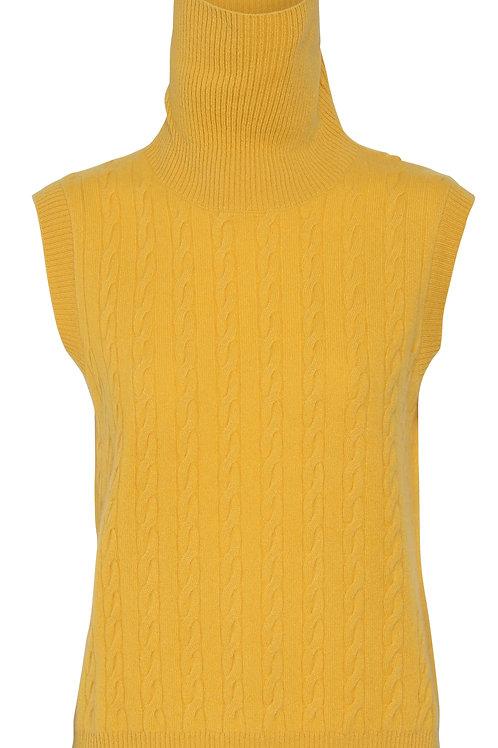 Arabella Vest Mustard