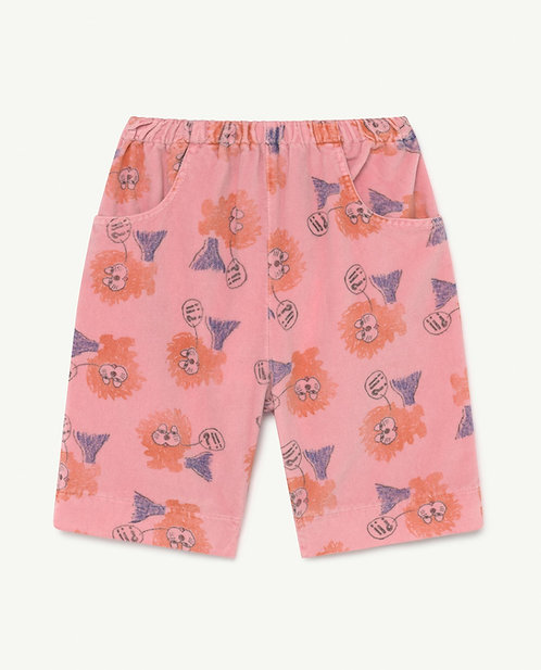 Baby Pink Lions Elephant Trousers