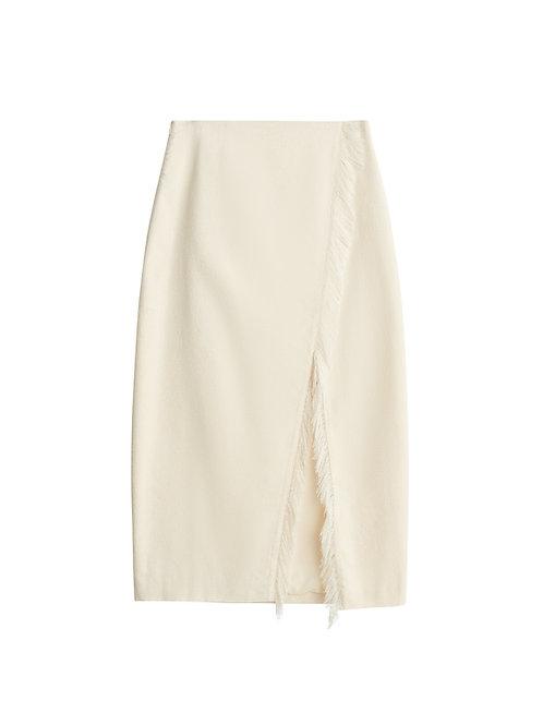 Mildella wrap skirt