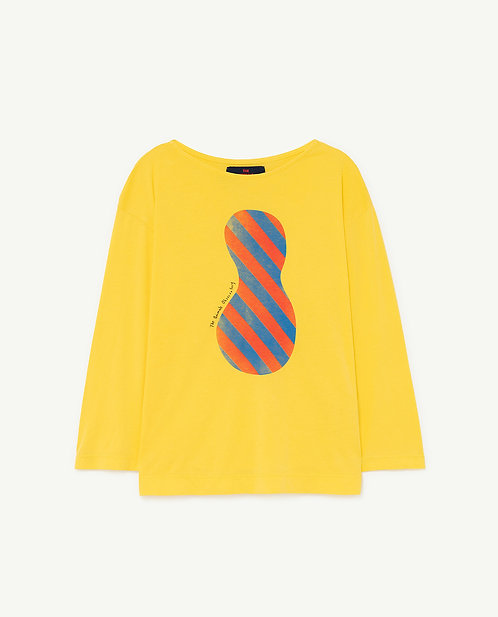 ANTEATER KIDS+ T-SHIRT Yellow Peanut