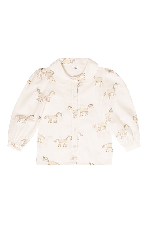 Unusual unicorn top
