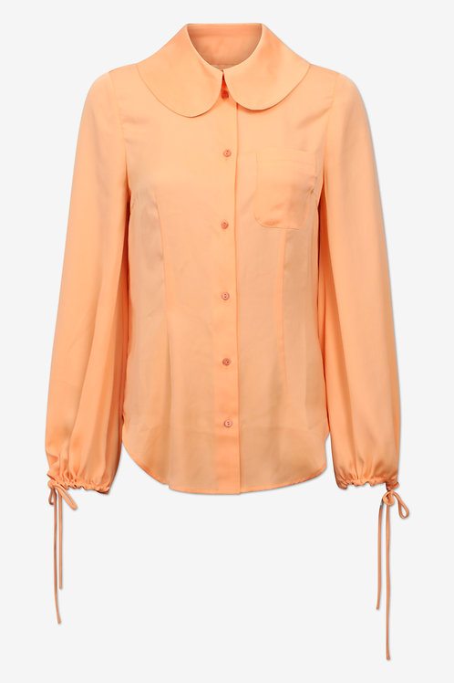 Mariquita Shirt- Orange