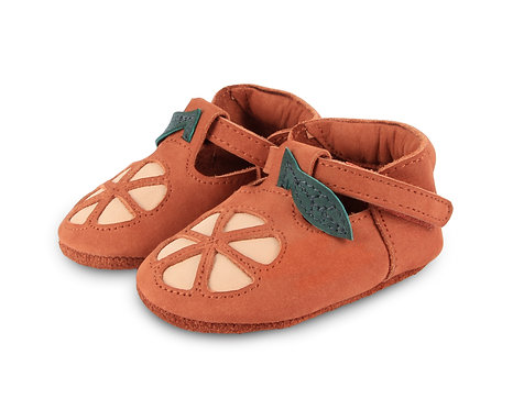 Nanoe Grapefruit Baby Shoes