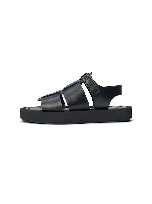 Kleva leather sandals