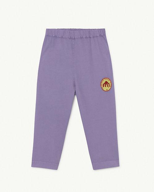 Elephant Kids Trousers Purple Circo