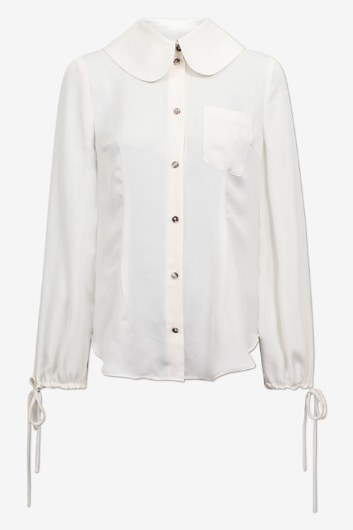 Mariquita Shirt- White
