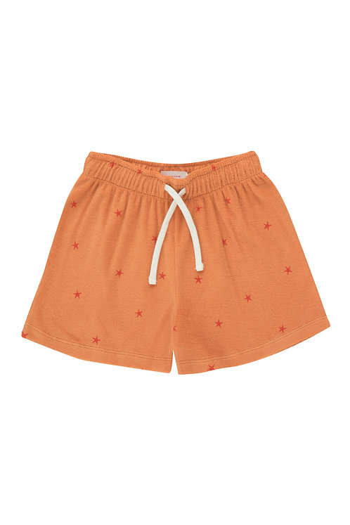 Starfish Short- Papaya Red