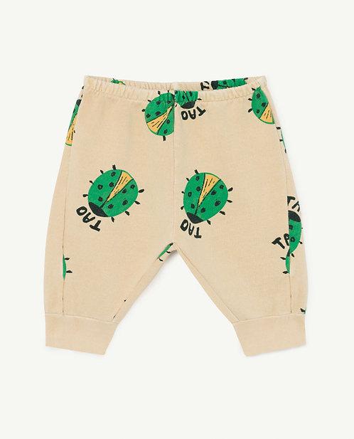 Brown Panther Baby Pants
