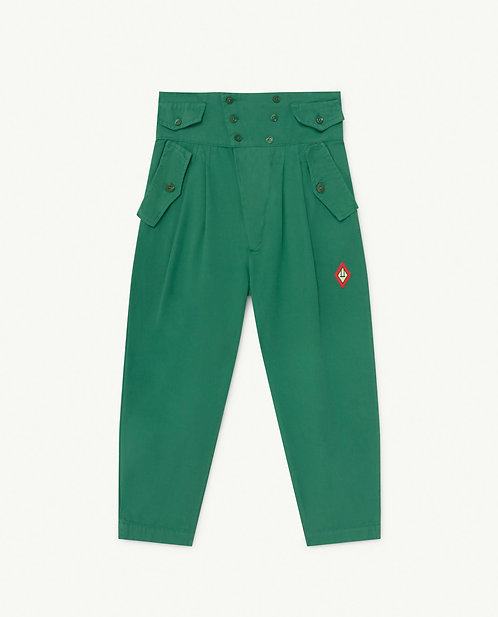 Green Camel Bottoms