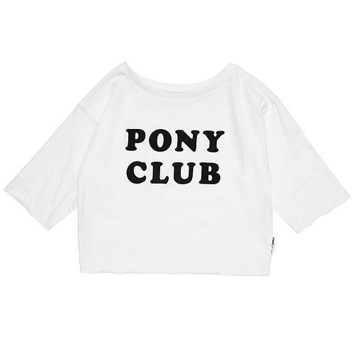 PONY CLUB / T-SHIRT