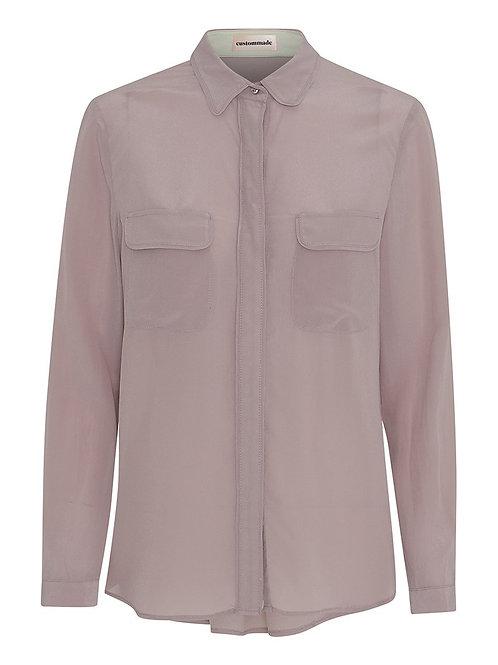 Athalie Shirt- Fawn