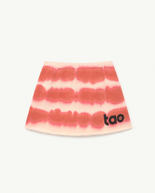 Dove Kids Skirt- Red White Tao