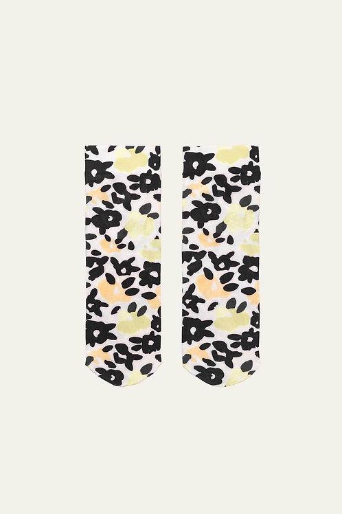 Verita Socks - Watercolour Flora