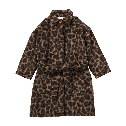 Leading Leopard AOP / Long Coat