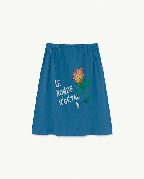 Recycled Blue Le Monde Ladybug Skirt