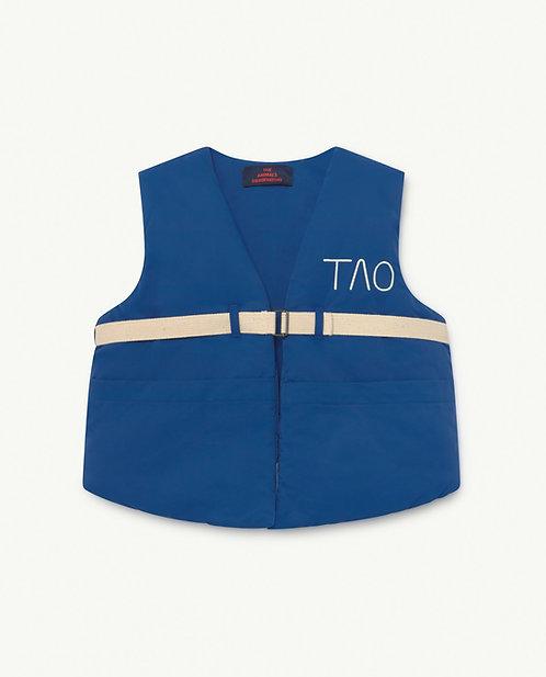 Blue TAO Lamb Vest