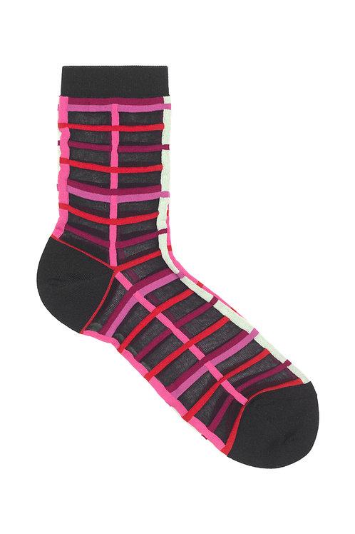 Iggy Socks - Tartan Navy