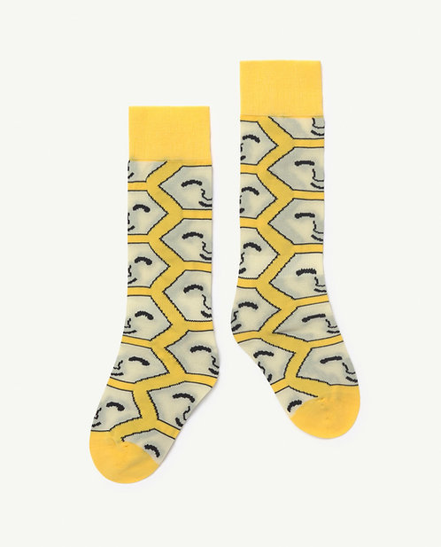 Yellow Hen Socks