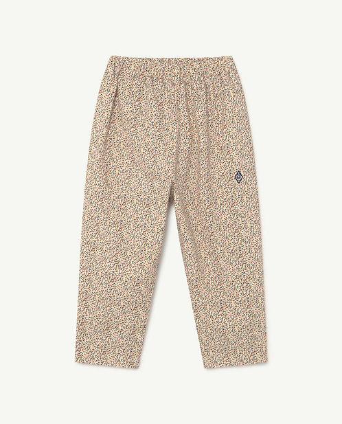 Elephant Kids Trousers- White Dots