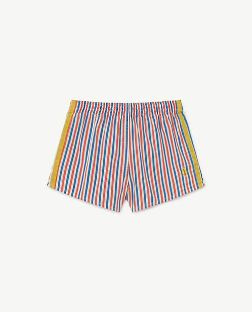 Spider Kids Trousers White Stripes