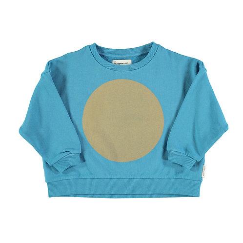 Unisex Sweatshirt Blue