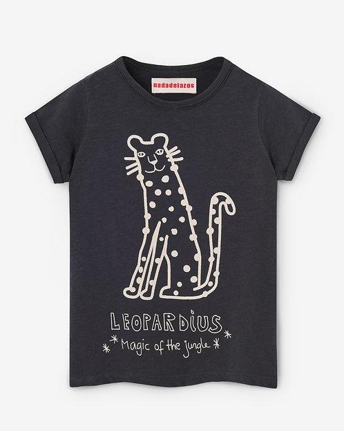 T-shirt-Magic Leopard