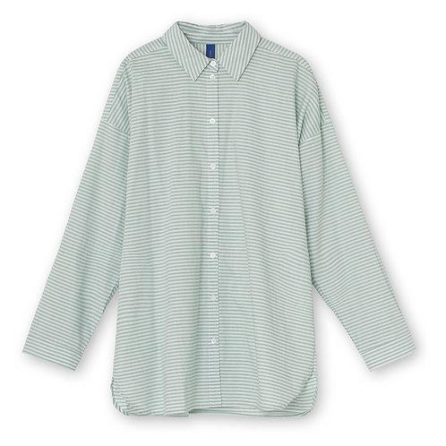 DelaneyRS Shirt- Dusty Green