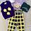 Thumbnail: Bear Kids Sweatshirt Soft Purple Boat