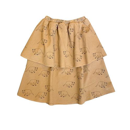Fabulous Fossa AOP / Long Skirt