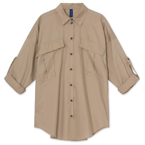 Ace Shirt-Beige