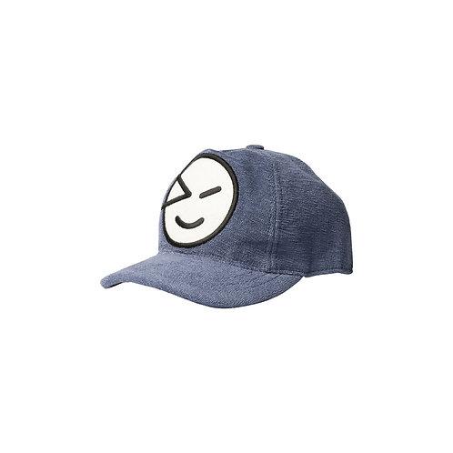 Wynken Cap - Blue Terry