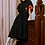 Thumbnail: AMELI BLACK DRESS