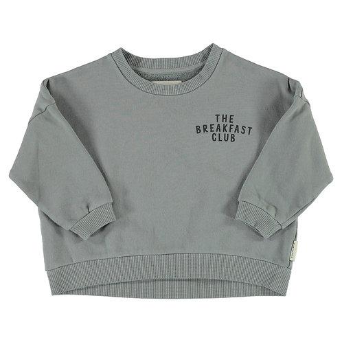 Unisex Sweatshirt Grey Cereal Box