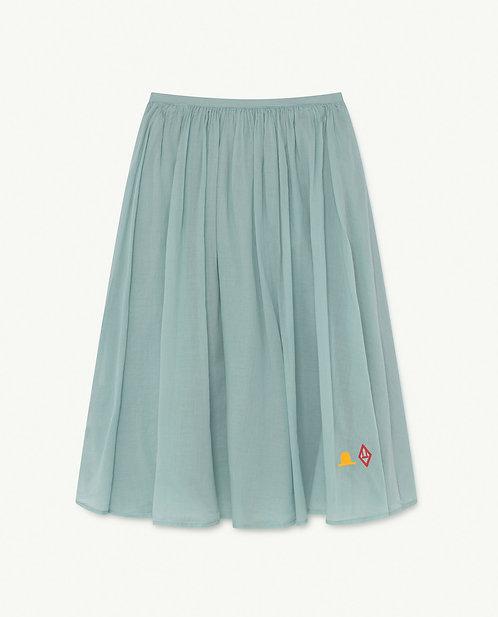 Blue Logo Ferret Skirt