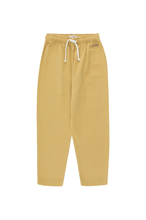 Solid Pant-Sand