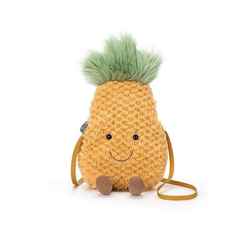 Amuseable Pineapple Bag