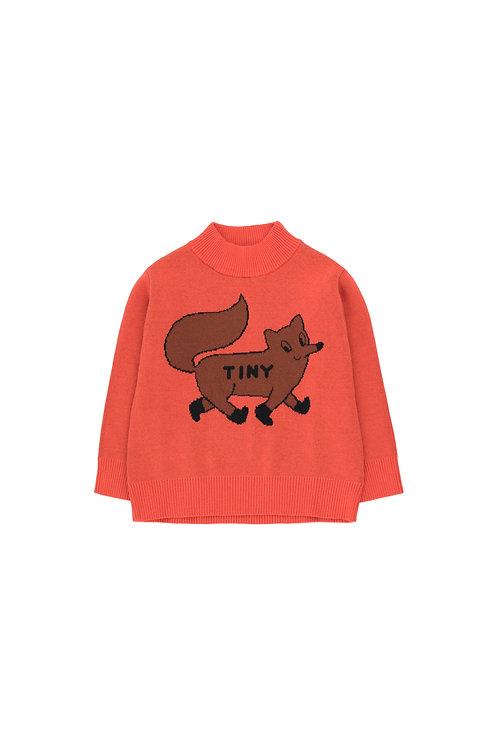 """""""TINY FOX"""" SWEATER"""