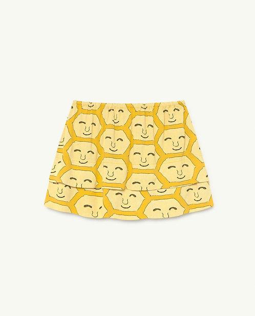 Yellow Face Wombat Skirt