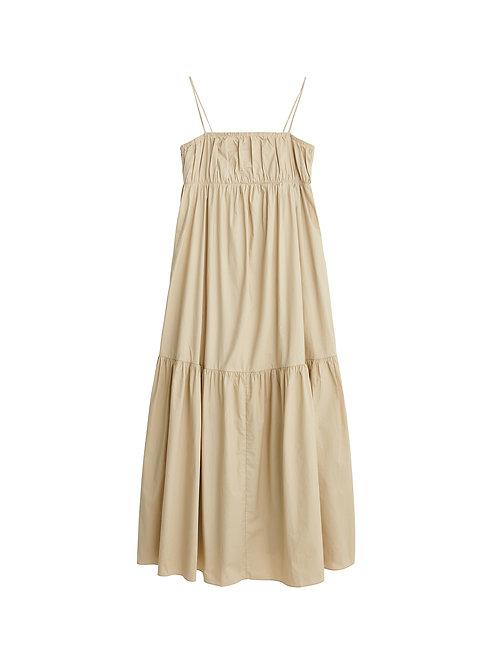 Disemma organic cotton dress-Sand
